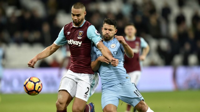 Agen Ion Casino West Ham United vs Manchester City